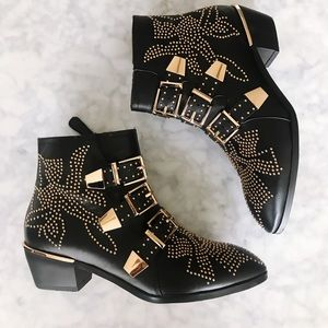 Shoes - Chloe Susanna Booties Dupe